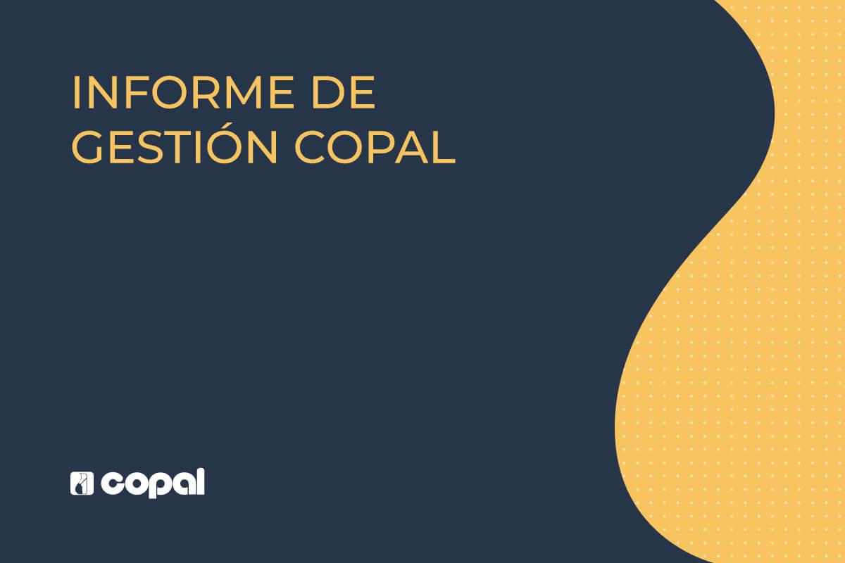 Informe de Gestión COPAL