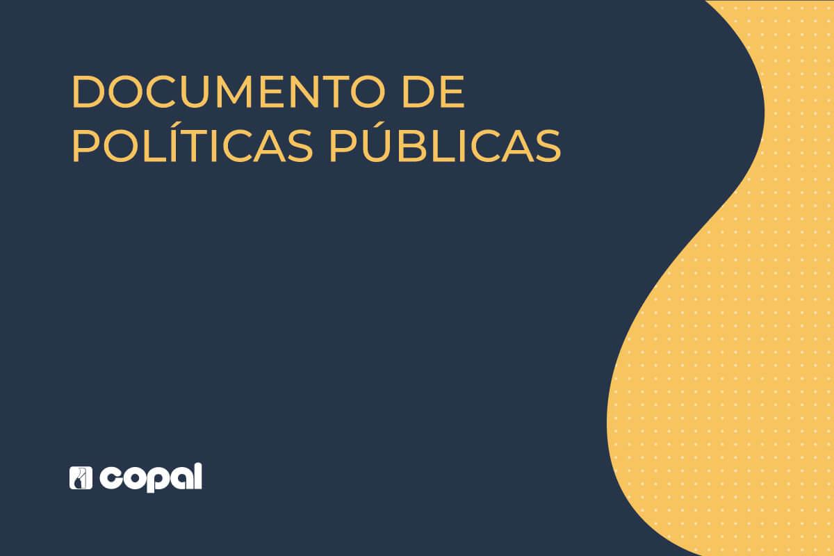 Documento de Políticas Publicas